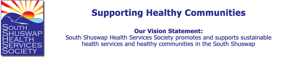 South Shuswap Health Services Society